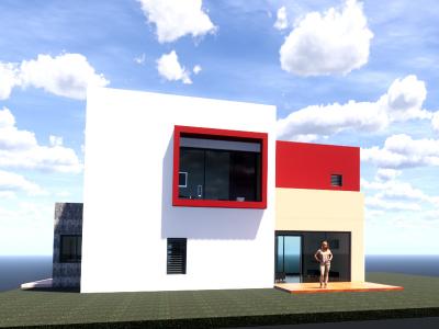 Villa Duplex Moyen Standing