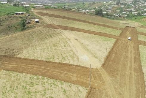 Terrain Semi Viabilisé